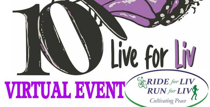 Live for Liv, Virtual Event